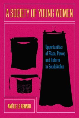 bokomslag A Society of Young Women: Opportunities of Place, Power, and Reform in Saudi Arabia