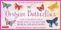 bokomslag Origami Butterflies Kit