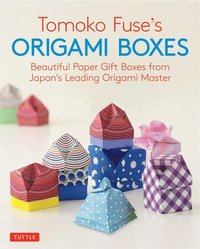 bokomslag Tomoko Fuse's Origami Boxes: 30 Projects