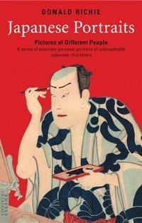 bokomslag Japanese Portraits