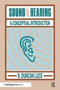 bokomslag Sound &; Hearing
