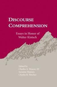 bokomslag Discourse Comprehension
