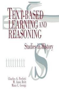 bokomslag Text-based Learning and Reasoning