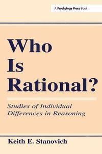 bokomslag Who Is Rational?