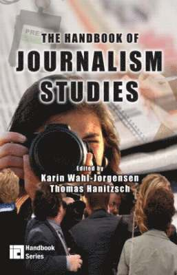 bokomslag Handbook of Journalism Studies