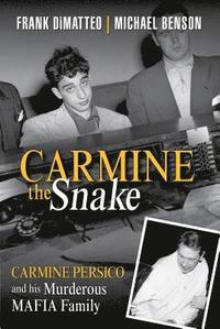 bokomslag Carmine The Snake