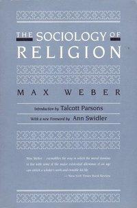bokomslag The Sociology of Religion