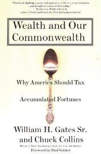 bokomslag Wealth and Our Commonwealth