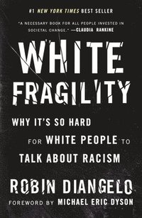bokomslag White Fragility