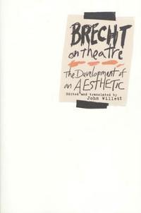 bokomslag Brecht on Theatre: The Development of an Aesthetic