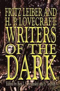 bokomslag Fritz Leiber and H.P. Lovecraft