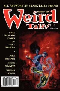 bokomslag Weird Tales 297 (Summer 1990)