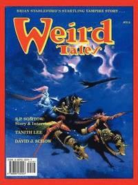 bokomslag Weird Tales 313-16 (Summer 1998-Summer 1999)