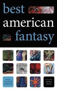 bokomslag Best American Fantasy