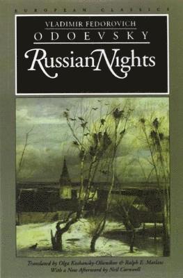 bokomslag Russian Nights