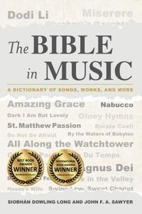 bokomslag The Bible in Music