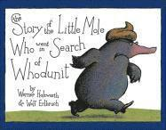 bokomslag The Story of the Little Mole Who Went in Search of Whodunit Mini Edition