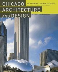 bokomslag Chicago Architecture and Design