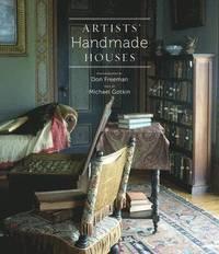 bokomslag Artists' Handmade Houses