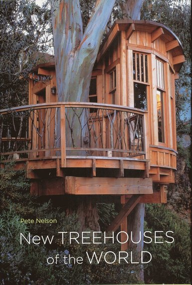 bokomslag New Treehouses of the World