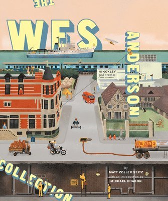 bokomslag Wes Anderson Collection