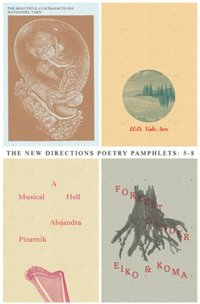 bokomslag Poetry Pamphlets 5-8