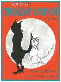 bokomslag Trojan Women - A Comic