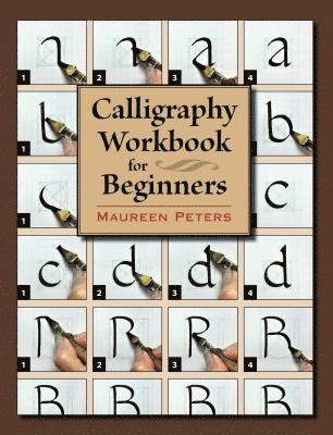 bokomslag Calligraphy Workbook for Beginners