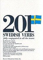 bokomslag 201 Swedish Verbs Fully Conjugated in All the Tenses