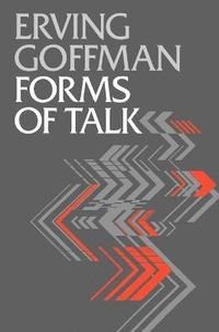 bokomslag Forms of Talk