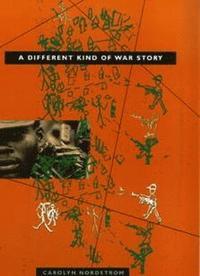 bokomslag A Different Kind of War Story