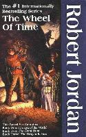 bokomslag The Wheel of Time, Boxed Set I, Books 1-3: The Eye of the World, the Great Hunt, the Dragon Reborn