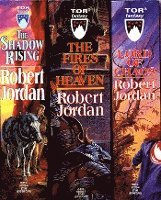 bokomslag The Wheel of Time, Boxed Set II, Books 4-6: The Shadow Rising, the Fires of Heaven, Lord of Chaos