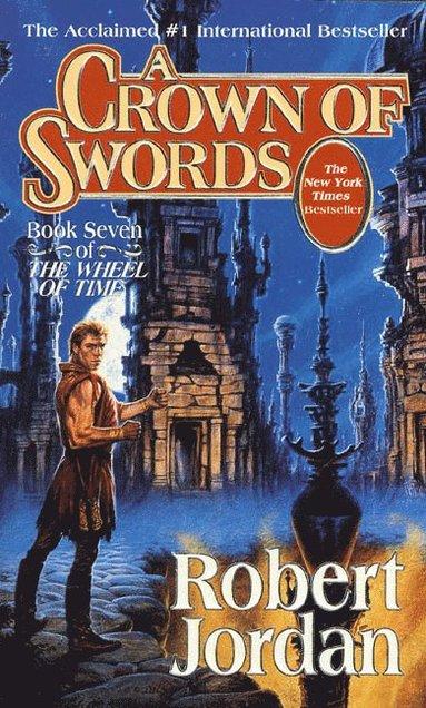 bokomslag A Crown of Swords - Book 7