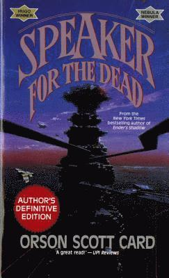 bokomslag Speaker For The Dead