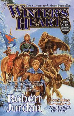 bokomslag Winter's Heart