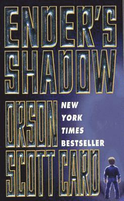bokomslag Ender's Shadow
