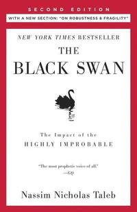 """bokomslag The Black Swan: Second Edition: The Impact of the Highly Improbable: With a New Section: """"On Robustness and Fragility"""""""