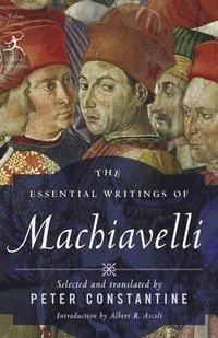 bokomslag The Essential Writings of Machiavelli