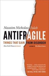 bokomslag Antifragile: Things That Gain from Disorder