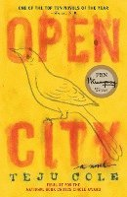 bokomslag Open City