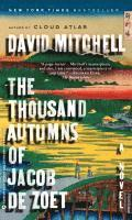 bokomslag Thousand Autumns Of Jacob De Zoet