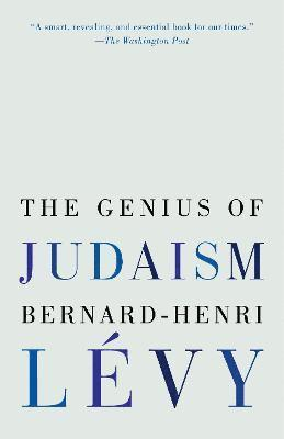 bokomslag The Genius Of Judaism