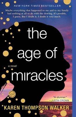 bokomslag The Age of Miracles