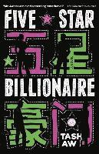 bokomslag Five Star Billionaire