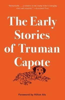 bokomslag Early Stories Of Truman Capote