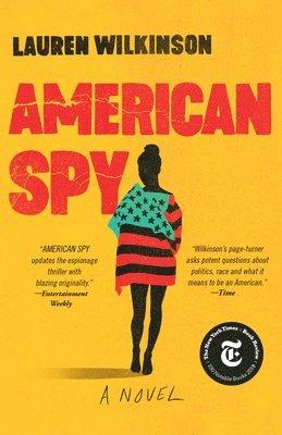bokomslag American Spy
