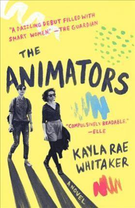 bokomslag The Animators