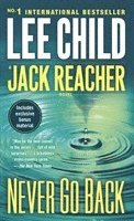 bokomslag Never go back (with bonus novella high heat) - a jack reacher novel