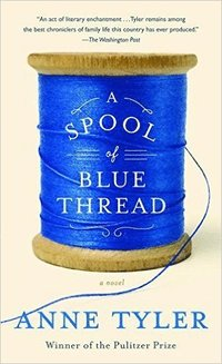 bokomslag A Spool of Blue Thread